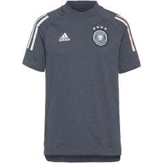 adidas DFB EM 2021 T-Shirt Kinder onix