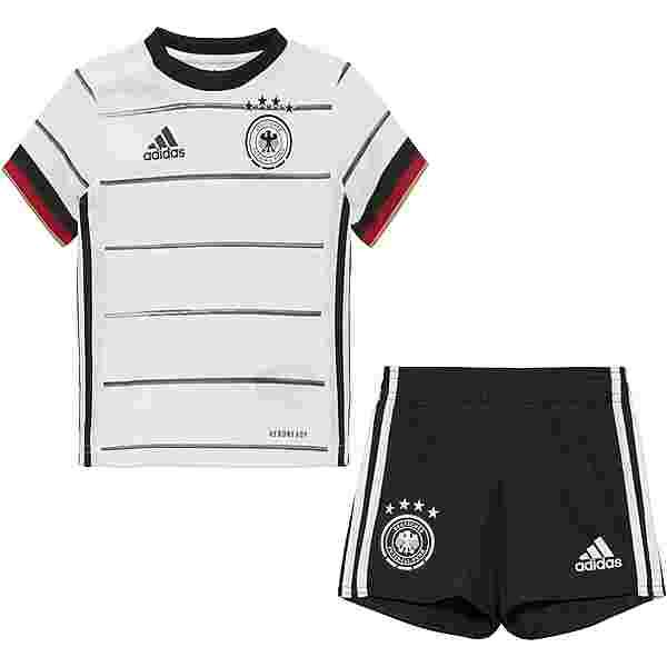 adidas DFB EM 2021 Heim Babykit Trainingsanzug Kinder white