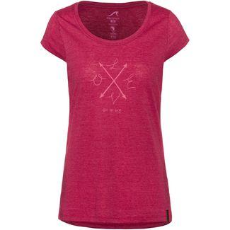 Maui Wowie T-Shirt Damen fuchsia
