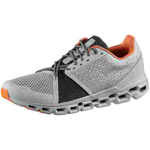 ON Cloudstratus Laufschuhe Herren cobble-ivy