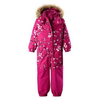 reima Oulu Schneeanzug Kinder Cranberry pink
