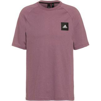 adidas Mhe T-Shirt Herren legacy purple