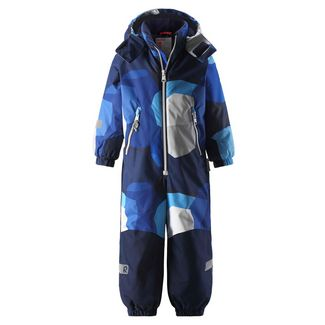 reima Snowy Schneeanzug Kinder Brave blue