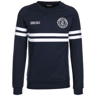 Unfair Athletics DMWU Crewneck Sweatshirt Herren dunkelblau / weiß
