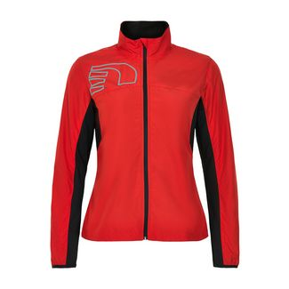 New Line Core Cross Jacket Laufjacke Damen Red