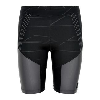 New Line BLACK Impact Sprinters Lauftights Damen Black