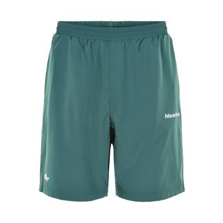 New Line Black Baggy Shorts Laufshorts Herren Mallard Green 765