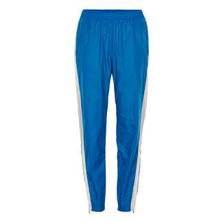 New Line Black Track Pants Laufhose Damen Bright Blue