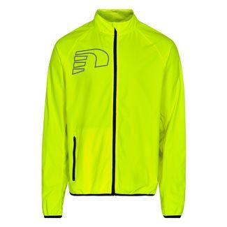 New Line Core Jacket Laufjacke Herren Neon Yellow