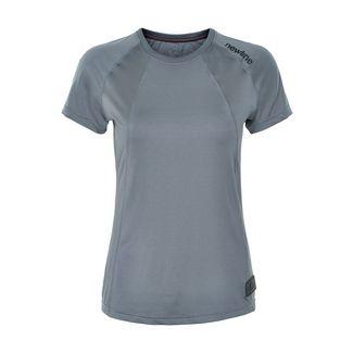 New Line BLACK Airflow Tee Laufshirt Damen Grey