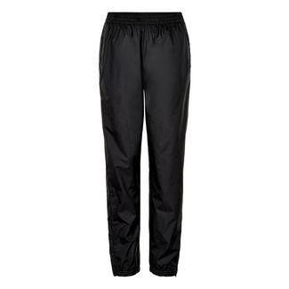 New Line Black Track Pants Laufhose Damen Black