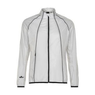 New Line Black Wind Shield Jacket Laufjacke Damen Nimbus Cloud