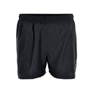 New Line BLACK Airspeed Shorts Laufshorts Herren Dark Grey