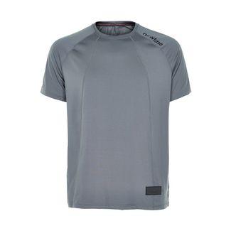 New Line BLACK Airflow Tee Laufshirt Herren Grey