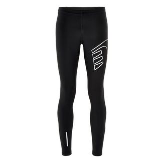 New Line Core Warm Protect Tights Lauftights Herren Black
