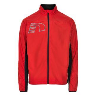 New Line Core Cross Jacket Laufjacke Herren Red