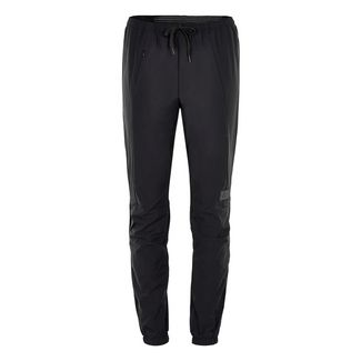 New Line BLACK 4-Way Stretch Drop Zone Pants Laufhose Damen Black