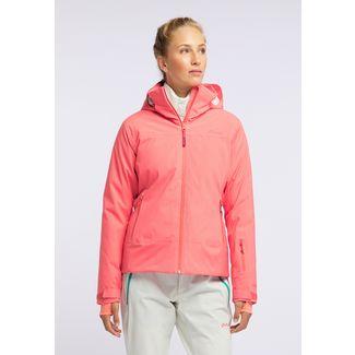 PYUA Blister Skijacke Damen grapefruit pink