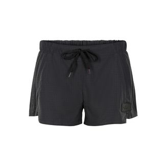 New Line BLACK Airspeed Shorts Laufshorts Damen Dark Grey