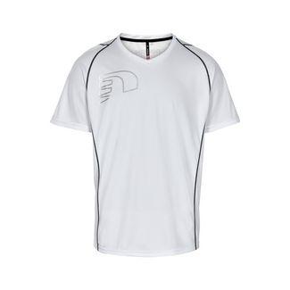 New Line Core Coolskin Tee Laufshirt Herren White
