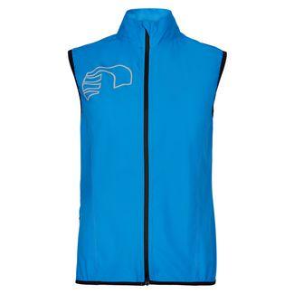 New Line Core Vest Laufweste Damen Blue