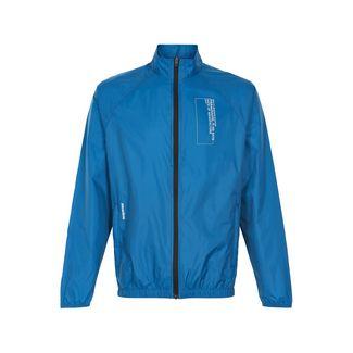 New Line Black Track Jacket Laufjacke Herren Blue