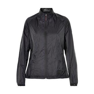 New Line BLACK Windshield Jacket Laufjacke Damen Black