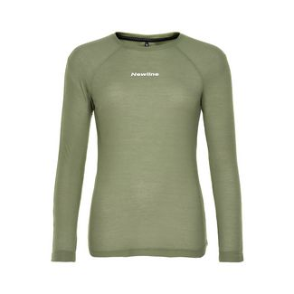 New Line Black shirt Laufshirt Damen Para Green