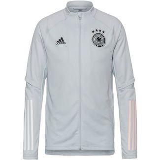 adidas DFB EM 2021 Trainingsjacke Herren clear grey