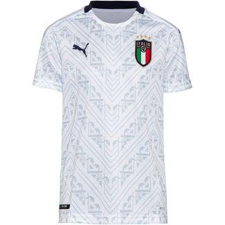 PUMA Italien 2020 Auswärts Fußballtrikot Kinder puma white-peacoat