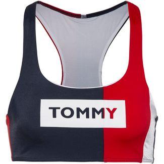 Tommy Hilfiger Tommy Bold Bikini Oberteil Damen tango red