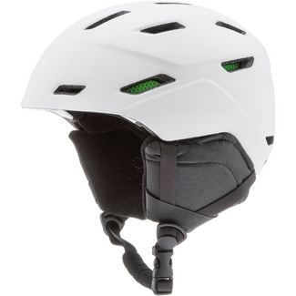 Smith Optics Mission Skihelm matte white
