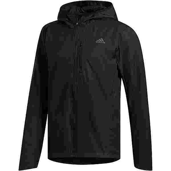 adidas Own the Run Laufjacke Herren black