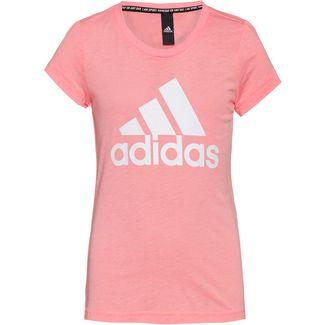 adidas YG MH BOS TEE T-Shirt Kinder glory pink
