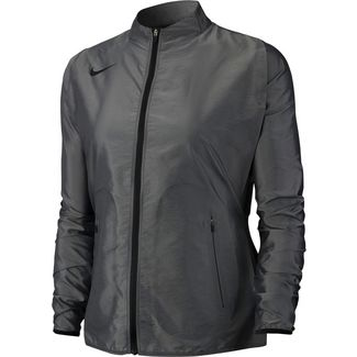 Nike Laufjacke Damen black-pure platinum-black