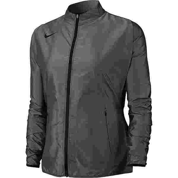 Nike Laufjacke Damen black-pure platinum-black