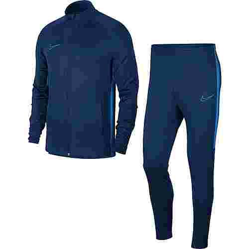Nike Academy Trainingsanzug Herren coastal blue-light photo blue