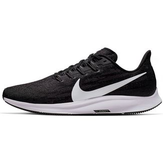 Nike Air Zoom Pegasus 36 Laufschuhe Herren black-white-thunder grey