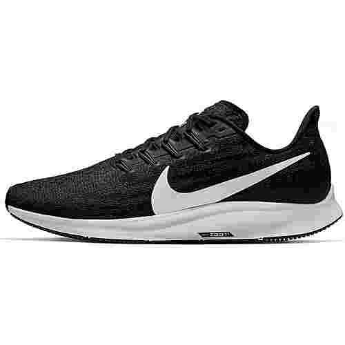Nike Air Zoom Pegasus 36 Laufschuhe Herren black-white-thunder grey