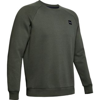 Under Armour Rival Laufshirt Herren green