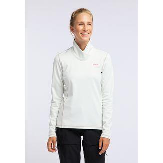PYUA Temper Funktionssweatshirt Damen foggy white