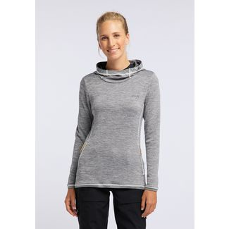 PYUA Apart Hoodie Damen light grey melange