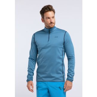 PYUA Spin Funktionssweatshirt Herren stellar blue