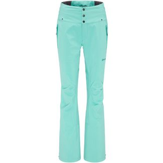 PYUA Sooth Skihose Damen pool blue