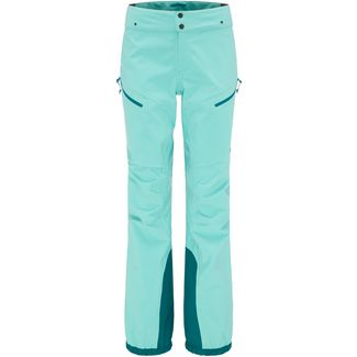 PYUA Spur Skihose Damen pool blue
