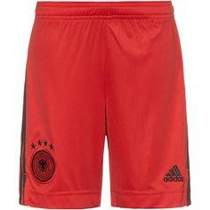 adidas DFB EM 2021 Torwarthose Kinder glory red
