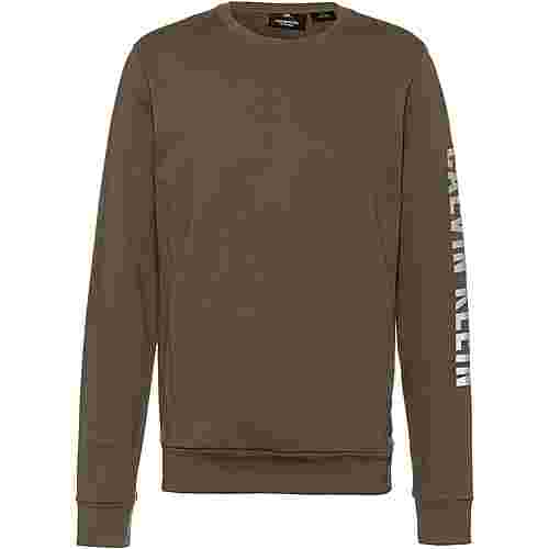 Calvin Klein Sweatshirt Herren grape leaf