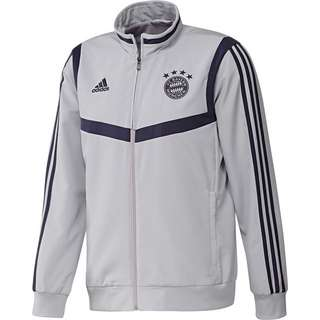 adidas FC Bayern Trainingsjacke Herren lgh solid grey
