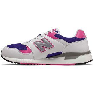 NEW BALANCE 570 Sneaker Herren white