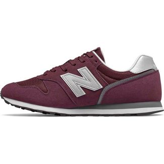 NEW BALANCE 373 Sneaker Herren burgundy
